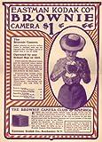 World of Art Vintage Photography Kodak Brownie Kamera für