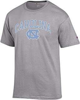 Elite Fan Shop NCAA Men's Short Sleeve T-Shirt Oxford Gray