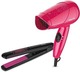 PHILIPS HP8643/46 Straightener (Pink/black)