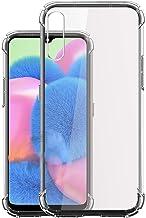 Samsung Galaxy A50 / A50s / A30s Soft TPU Bumper Case Back Cover in Transparent(Rubber & Silicone) for Samsung A50