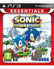 Sonic: Generations (Ps3)