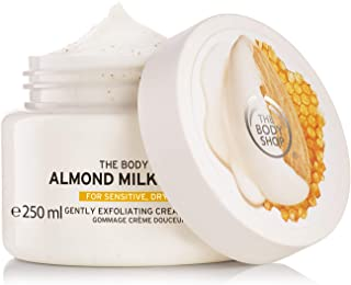 The Body Shop Almond Milk & Honey - Creme Esfoliante Corporal 250ml