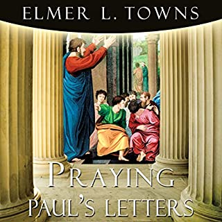 Praying Paul's Letters cover art
