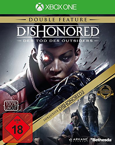 Dishonored: Der Tod des Outsiders Double Feature inklusive Dishonored 2  [Xbox One]