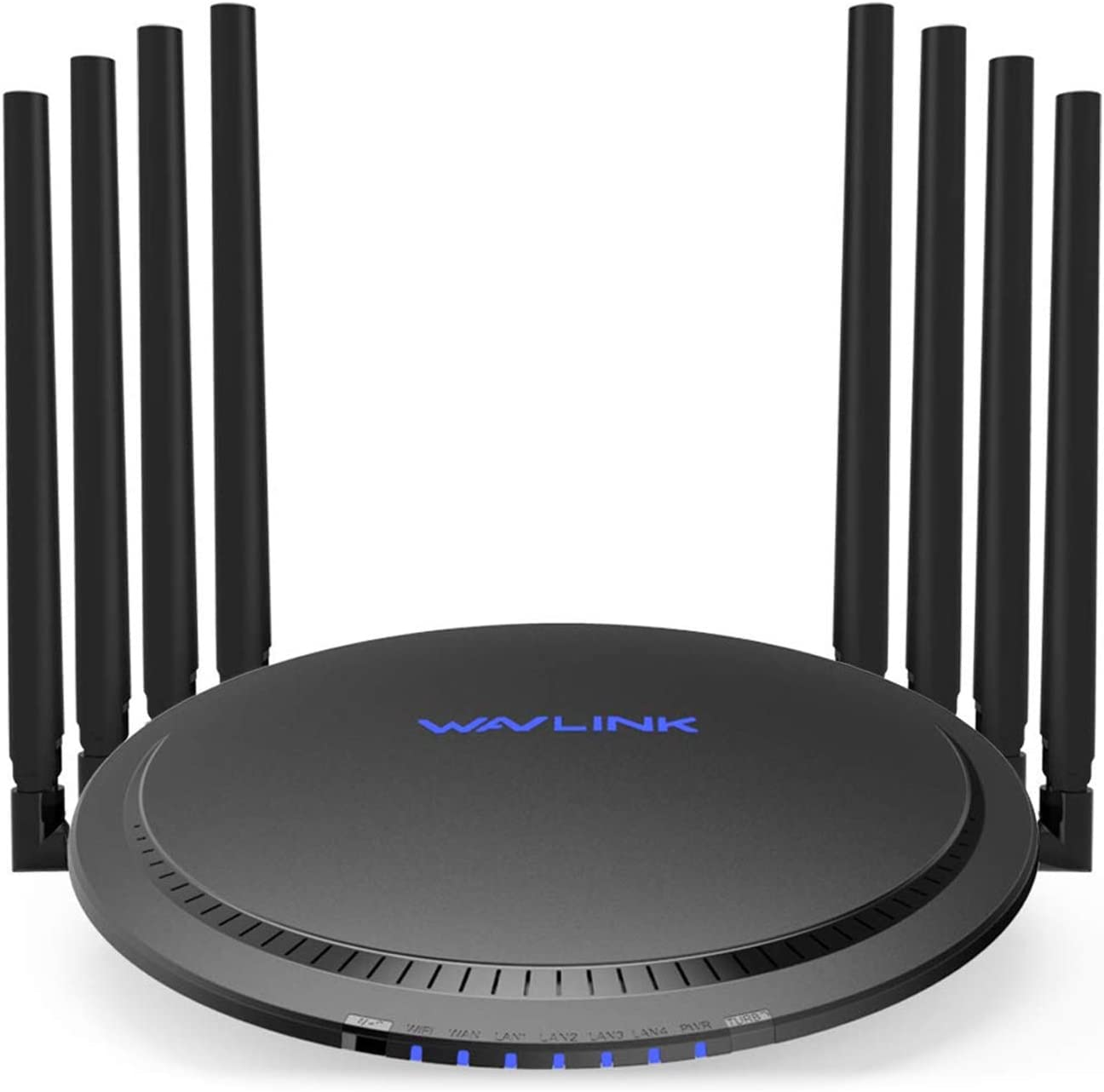 WAVLINK Gigabit WiFi Router AC3000 Wireless Tri-Band Wi-Fi Router High Speed Wireless Router,4K Streaming and Gaming with USB 3.0 Ports Wireless Internet Router,Parental Control&QoS