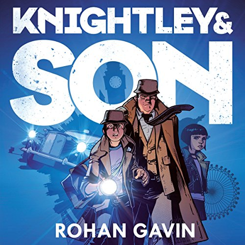 Knightley and Son cover art