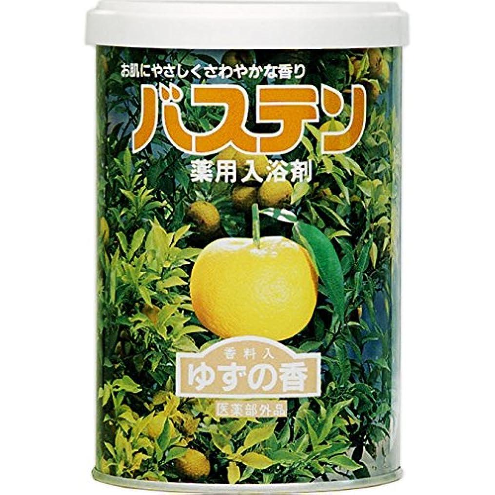 トラクターライドフェロー諸島奥田薬品 バステンゆずの香り 800g