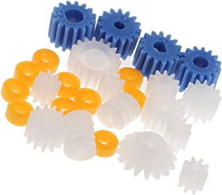 Assorted Plastic Gears