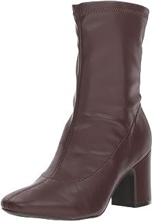 Aerosoles Women's Tall Grass Mid Calf Boot, Brown, 8 W US
