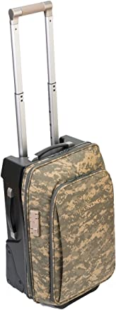 King Kong Competition Carry-On Luggage - Heavy Duty, Impact Resistant Travel Bag - Durable Polycarbonate Shell with Ultra Tough Nylon Interior and Exterior