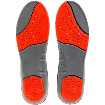 Sorbothane Double Strike Insoles, Shock