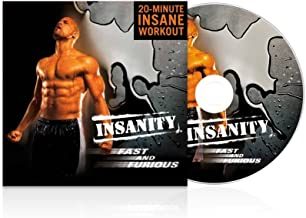 Best 30 minute insanity workout Reviews