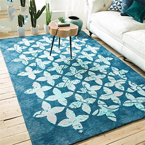 WTL Tapis de style européen Simple Modern Household Sofa Chambre Tapis Rectangle Salon Chambre Tapis de lit ( taille : 140*200cm )