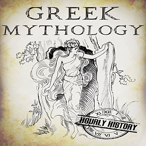 Greek Mythology: A Concise Guide to Ancient Gods, Heroes, Beliefs and Myths of Greek Mythology audiobook cover art