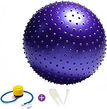 55 cm / 65 cm / 75cm / 85 cm massage bal yoga bal, extra dikke fitness ballen, egel fitness ballen, sport yoga gym balans ...