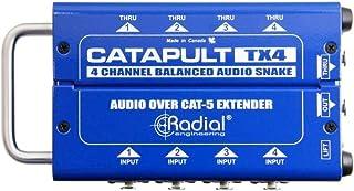 Radial Catapult TX4 · Splitter