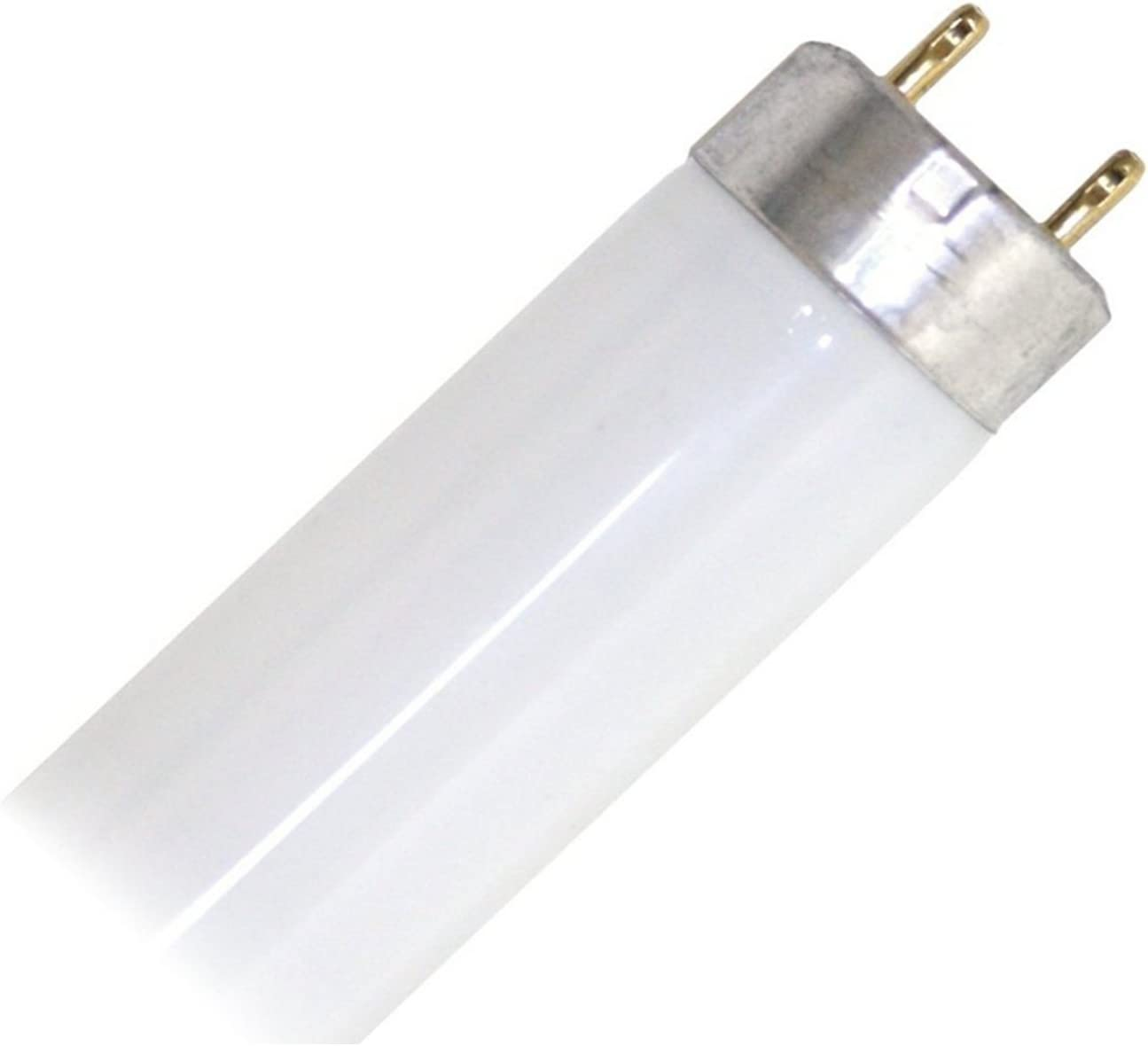 GE F15T12-CW Cool White 15W Fluorescent Tube Lamp bulbs Qty= 1 Box of 24