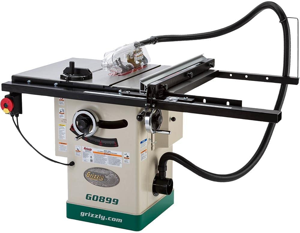 Grizzly Industrial G0899 Hybrid Table Saw Under $1000