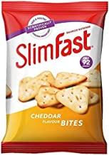 SlimFast Cheddar Bites Snack Bag 12x22g Estimated Price : £ 5,90