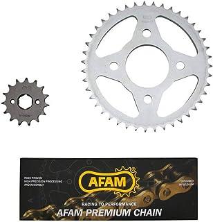 Afam 01295200 Kit cha/îne de moto kit acier pour YAMAHA FJ 1200 1986-1995