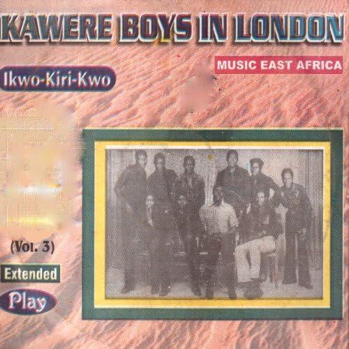 Kawere Boys In London