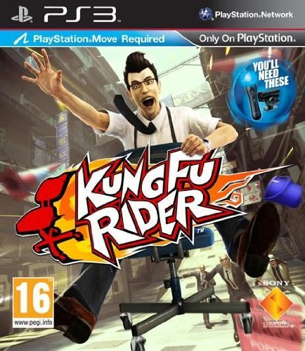 Kung Fu Rider [PS3] PlayStation Move Câble HDMI 1.4 mâle / HMDI mâle - 2 m MC380-2M