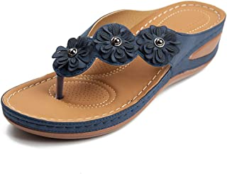FUDYNMALC Women's Leather Casual Round Toe Moccasins Comfort Driving Loafers Shoes