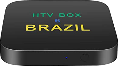 $185 » MILKY WAY HTV Box 6 Brazil IPTV6 2nd Generation Brazil iptv Android tv Box Brasil iptv 5 Updated Brazilian Box Canal Brazi...
