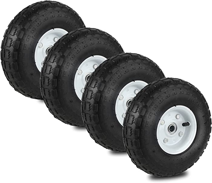 The Best Solid Rubber Tires For Garden Cart