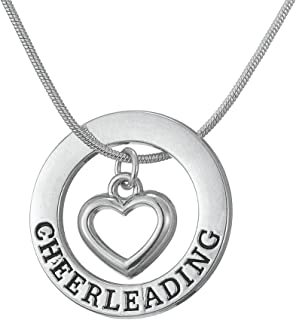 Best cheerleader necklace pendant Reviews