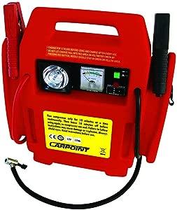 Carpoint Car Battery Jumpstarter with Air Compressor