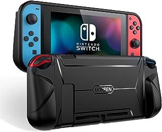 UGREEN compatible for Nintendo Switch Case TPU Protective Case for Nintendo Switch Shock-Absorption & Anti-Scratch Heat Di...