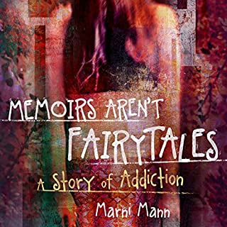 Memoirs Aren't Fairytales audiobook cover art