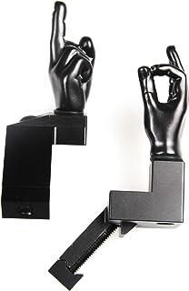 Stinger Novelty Finger Sight Set, Backup Front and Rear Iron Sight BUIS Set