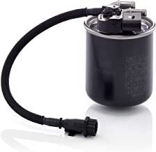 sprinter fuel filter water drain