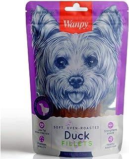 Wanpy Oven Roasted Gerçek Ördek Fileto 100 gr Köpek Ödülü