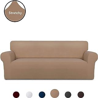 PureFit Super Stretch Chair Sofa Slipcover – Spandex Non...
