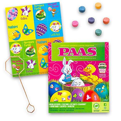 PAAS Friends Eier-Dekorations-Set, mittelgroß