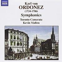 Ordonez: Symphonies (2006-01-17)