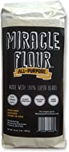 100% Lupin Flour, Non-GMO, Made in USA, All Purpose, Gluten Free, Vegan, Plant Protein, Low Carb Flour, Keto-Friendly, High Protein, Miracle Flour (1 Pack)