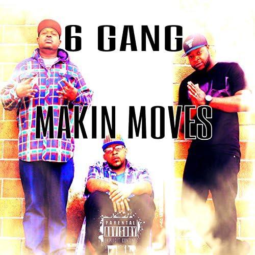 6 Gang