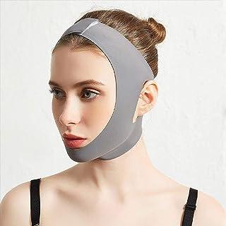 wsbdking Face-Lift Elastische Gezicht Afslanken Bandage Ademend V Lijn Gezicht Shaper Chin Cheek Til Up Riem Facial Anti R...