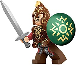 Lego The Lord Of The Rings: King Theoden Minifigure