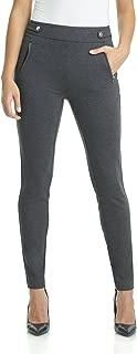 Rekucci Women's Secret Figure Pull-On Knit Skinny Pant