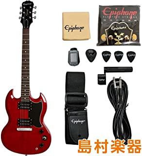 Epiphone Limited Edition SG Special-I Electric Guitar Cherry