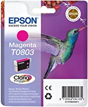 Epson Stylus Photo RX 560 (T0803 / C 13 T 08034011) - original - Inkcartridge magenta - 220 Pages - 7,4ml