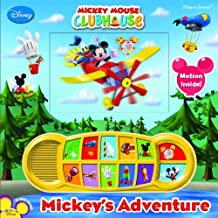 By Editors of Publications Intern Mickey Mouse Clubhouse: Mickey s Adventure