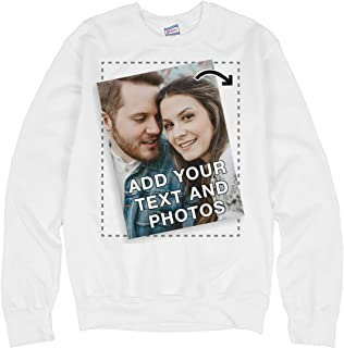 Create A Custom Sweatshirt: Unisex Ultimate Crewneck Sweatshirt