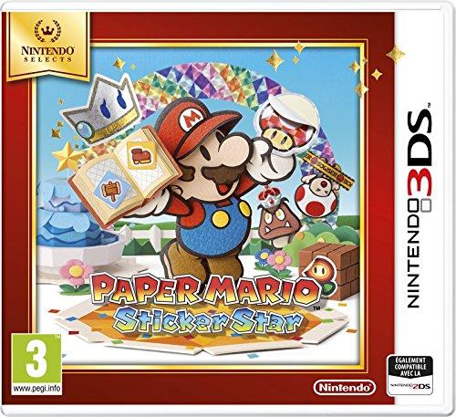Paper Mario : Sticker Star - Nintendo Selects