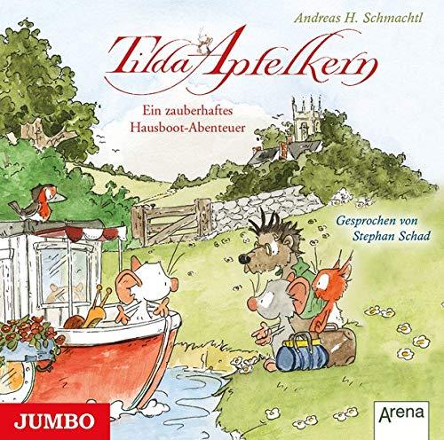 Ein zauberhaftes Hausboot-Abenteuer Titelbild